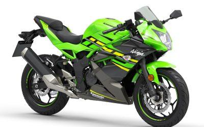 Neue Kawasaki Ninja 125 und Z125