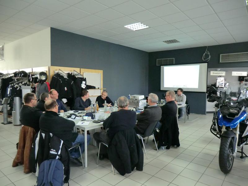 BMW Navi-Workshop / Basecamp Workshop – Datum folgt –