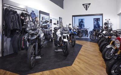 Triumph Aktion – bis zu 2.396€ gespart!