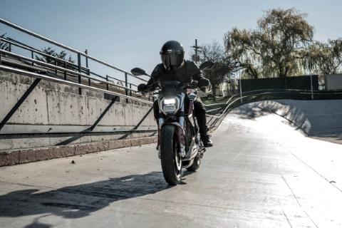 Aktion für Zero-Neumotorräder