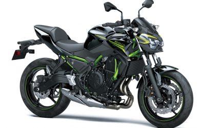 Aktion: Kawasaki Ninja 125 und Z650