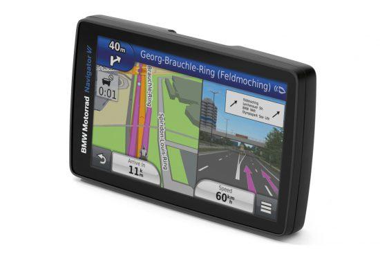 BMW Zubehöraktion: Navi, Windschild, Ladegerät