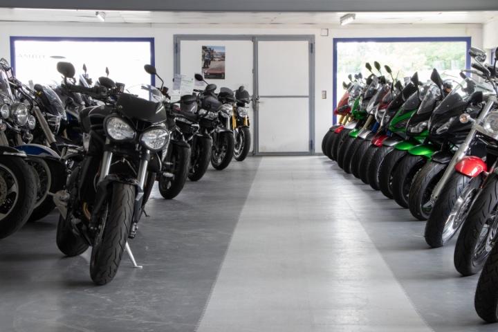 Gebrauchtmotorräder Hänsle Motorradsport