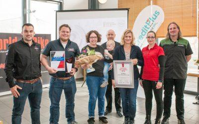 Händler des Jahres 2019 – zweiter Platz für Hänsle Motorradsport GmbH